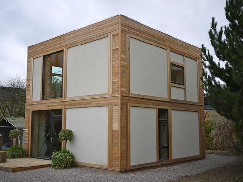 Проект быстровозводимого дома