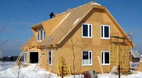Процесс постройки