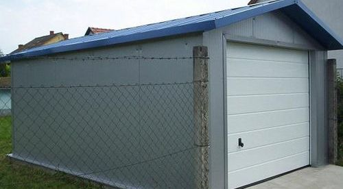 Garage sandwich panels do it yourself