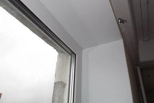 Выбираем откосы на окна