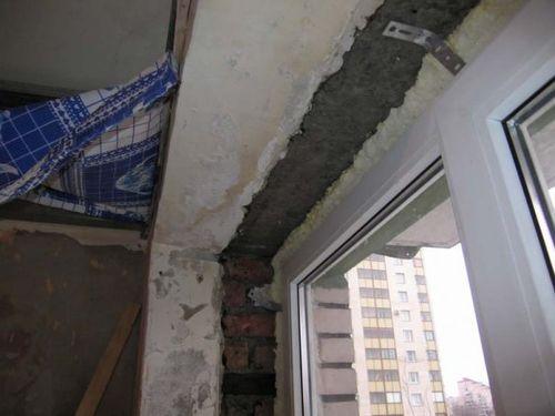 Как установить откосы на окна?